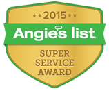 Angie's 2015 Award Icon