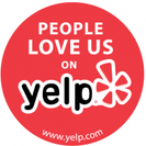 Yelp Logo for Tree Removal Icon